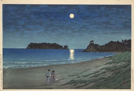 Enoshima Hasui Kawase
