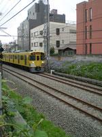 Seibu Shinjuku Line Crédit Photo 2009©Marjolaine Uyttenbroeck