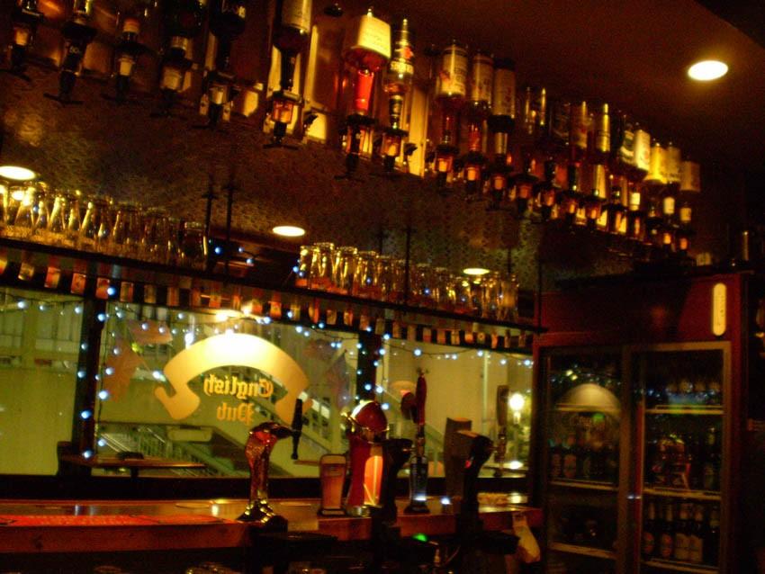 Meguro Tavern intérieur