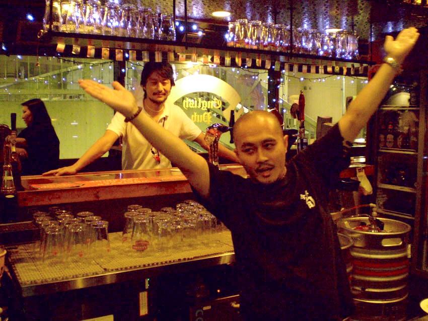 Meguro Tavern  - Hisa et Kei