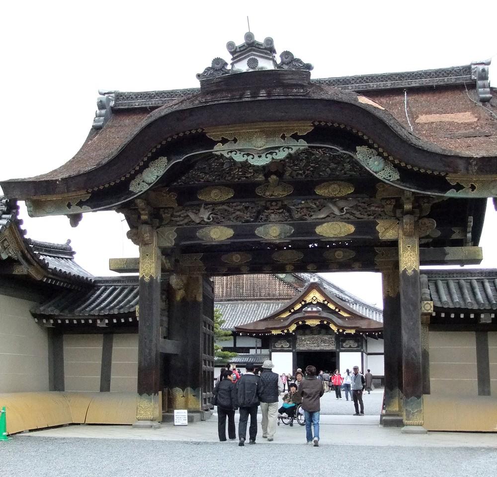 Nijō-jō : La Kara-Mon