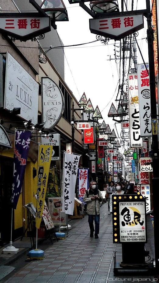 shōtengai - extérieur - Crédit photo Danny Choo