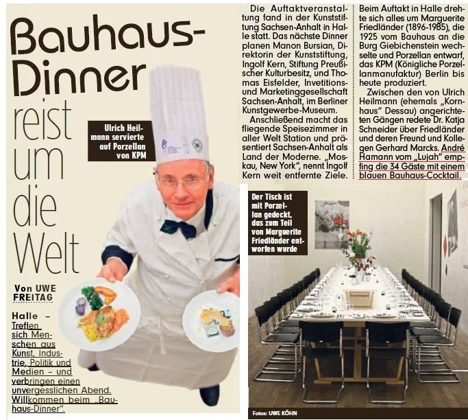 Bild Sachsen-Anhalt Halle (Saale) Ausgabe 06.12.2018