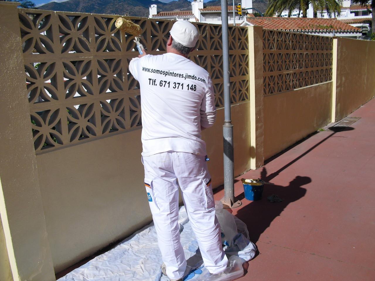 Pintores en malaga torremolinos benalmadena pintor malaga for Presupuesto para pintar