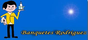 Logo von Banquetes Rodríguez