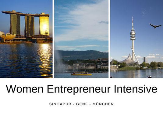 Women Entrepreneur Intensive - Martina M. Schuster