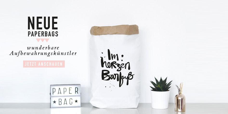 tolle Paperbags von Formart - Zeit für Schönes!