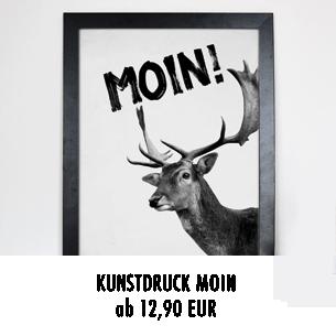 Wandbild HIRSCH kaufen