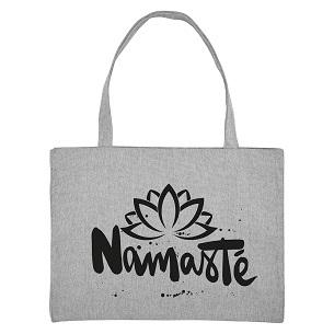 "XXL Stofftasche / Shopping Bag ""Namasté"" kaufen"