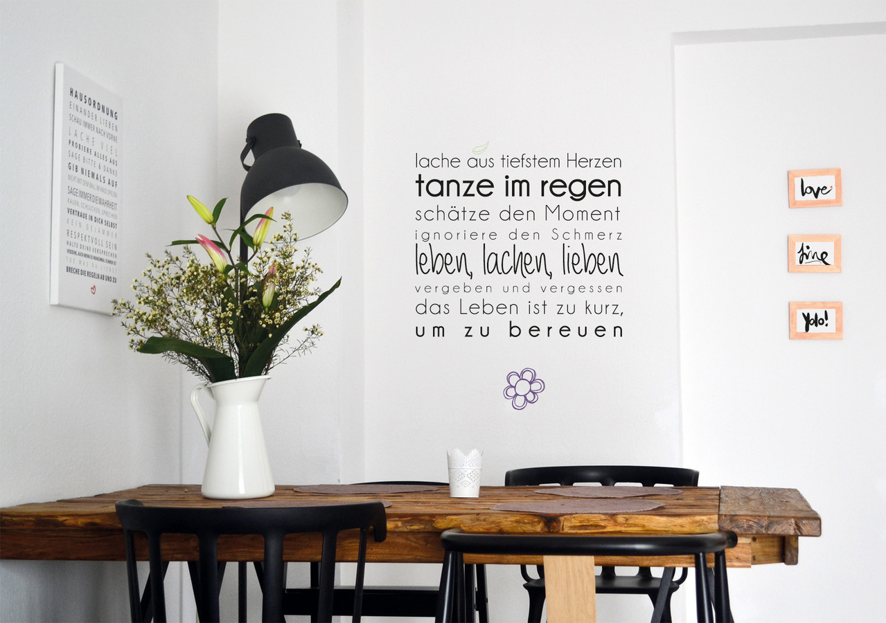 Inspirierend Schöne Wandtattoos Ideen Von In Den Warenkorb. Wandtattoo