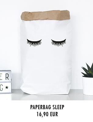 Paperbag SLEEP kaufen