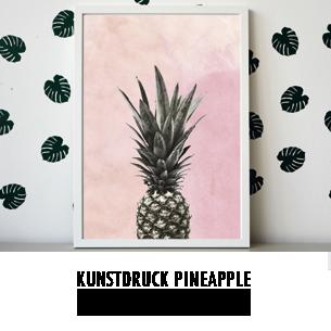 Wandbild Ananas kaufen