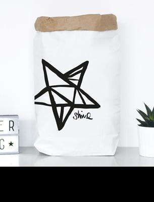 "Paperbag ""SHINE"" kaufen"