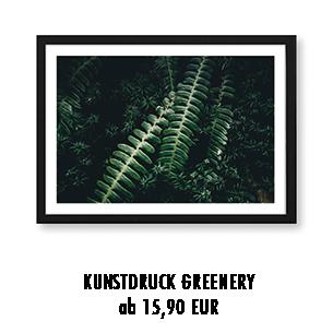"Artprint ""greenery"" kaufen"