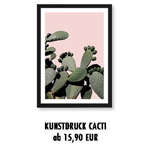 "Artprint ""Kakteen"" kaufen"