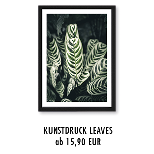 "Artprint ""leaves"" kaufen"