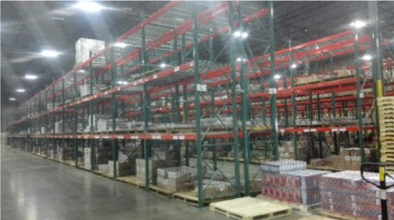 15.000 sqm Distribution Center, Earth City, MO, USA