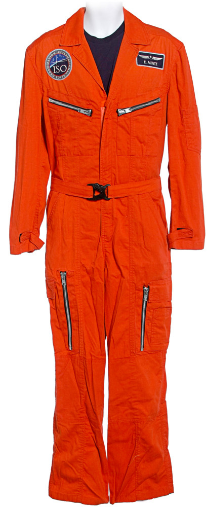 Evram Mints ISO Candidate Orange Jumpsuit