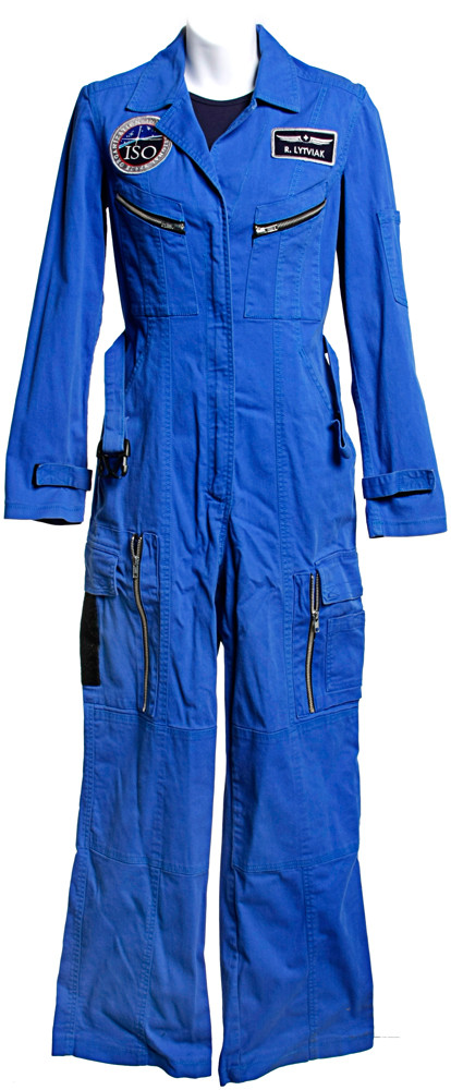 R. Lytviak´s Instruction Jumpsuit