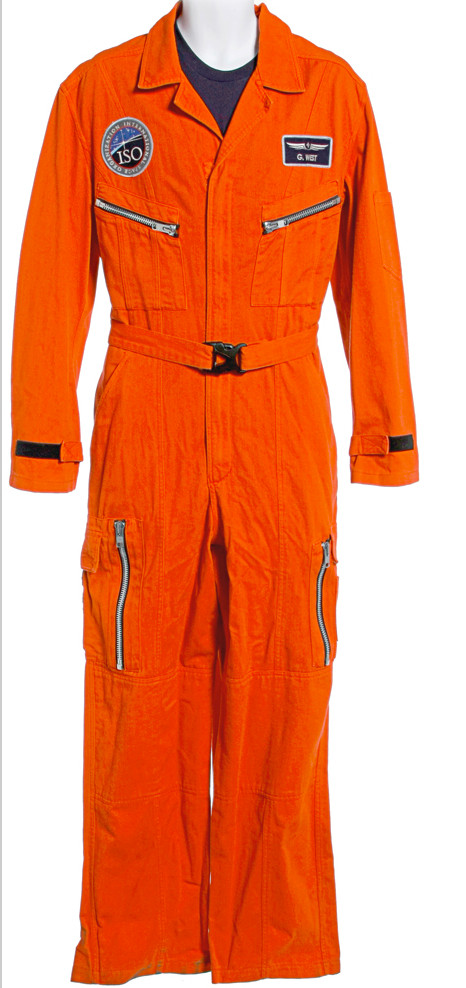 G. West ISO Candidate Jumpsuit