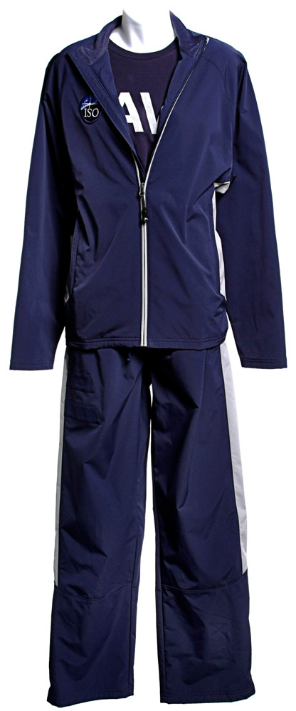 Maddux Donner ISO Track Suit + Black under Shirt