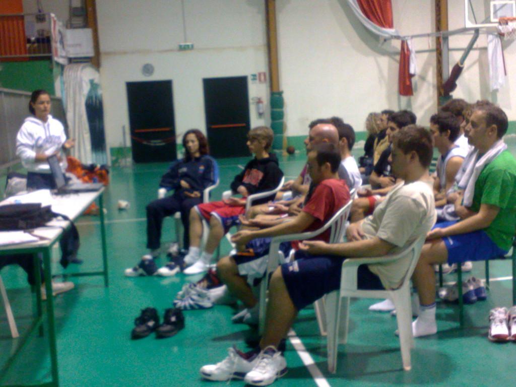 Corso di Sahaja Yoga 2008  a Chieti