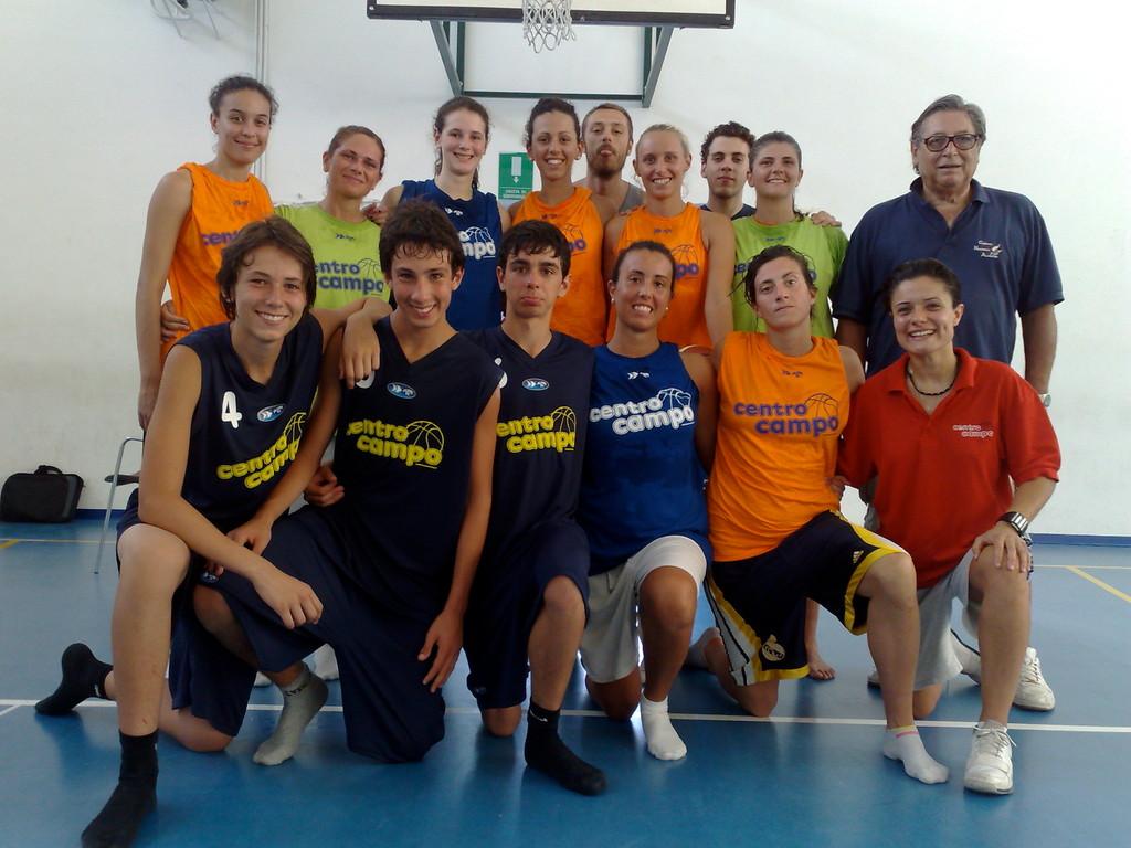 master con Pasini 2008