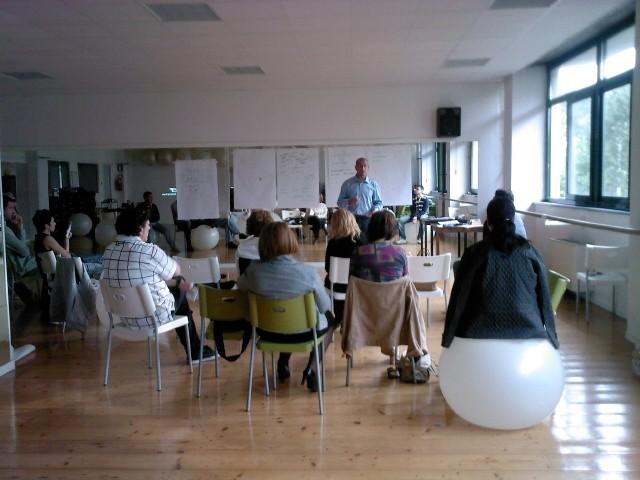 Corso di coaching 2009