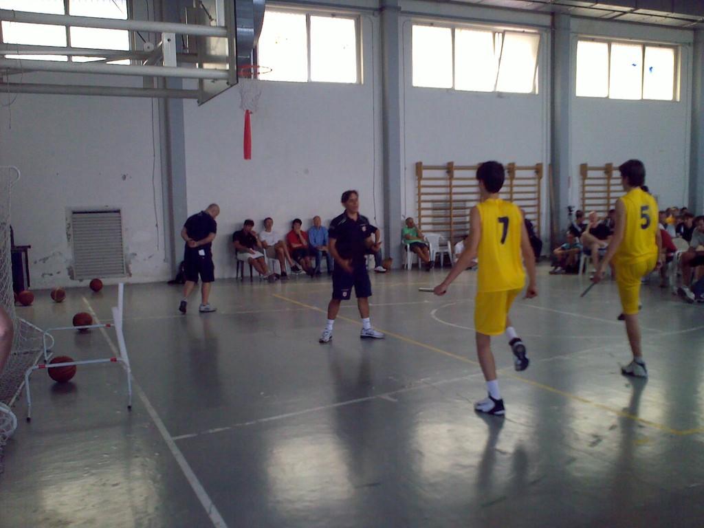 Corso allenatori (PAO) giugno 2010