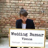 Ines Zaunbauer-Jenkins - Wedding Bazaar Vienna