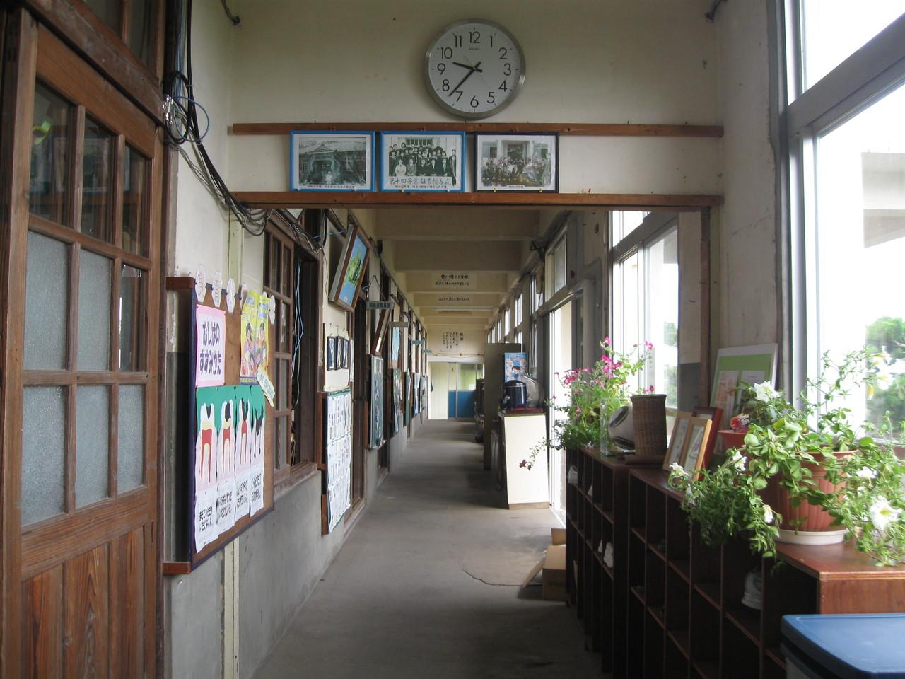竹島小中学校