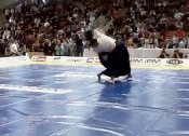 演武/Martial art performance