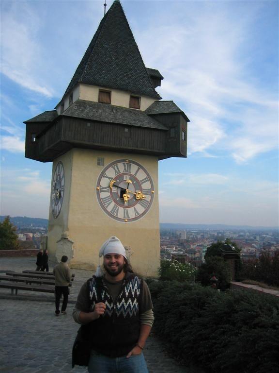 Grazer Uhrturm, Gebi