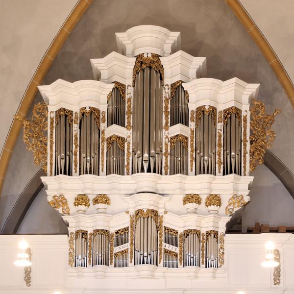 Die Klausing-Orgel (1713)