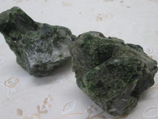 ☆ダイオプサイト原石