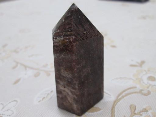 ☆六角柱 レッドガーデン水晶 41g ¥2,100