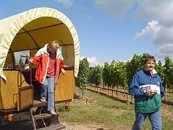 Planwagenfahrt 2005