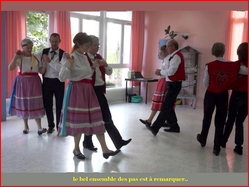 10/10/2015 Hôtel Club St Max - Saulxures Danse Folklorique