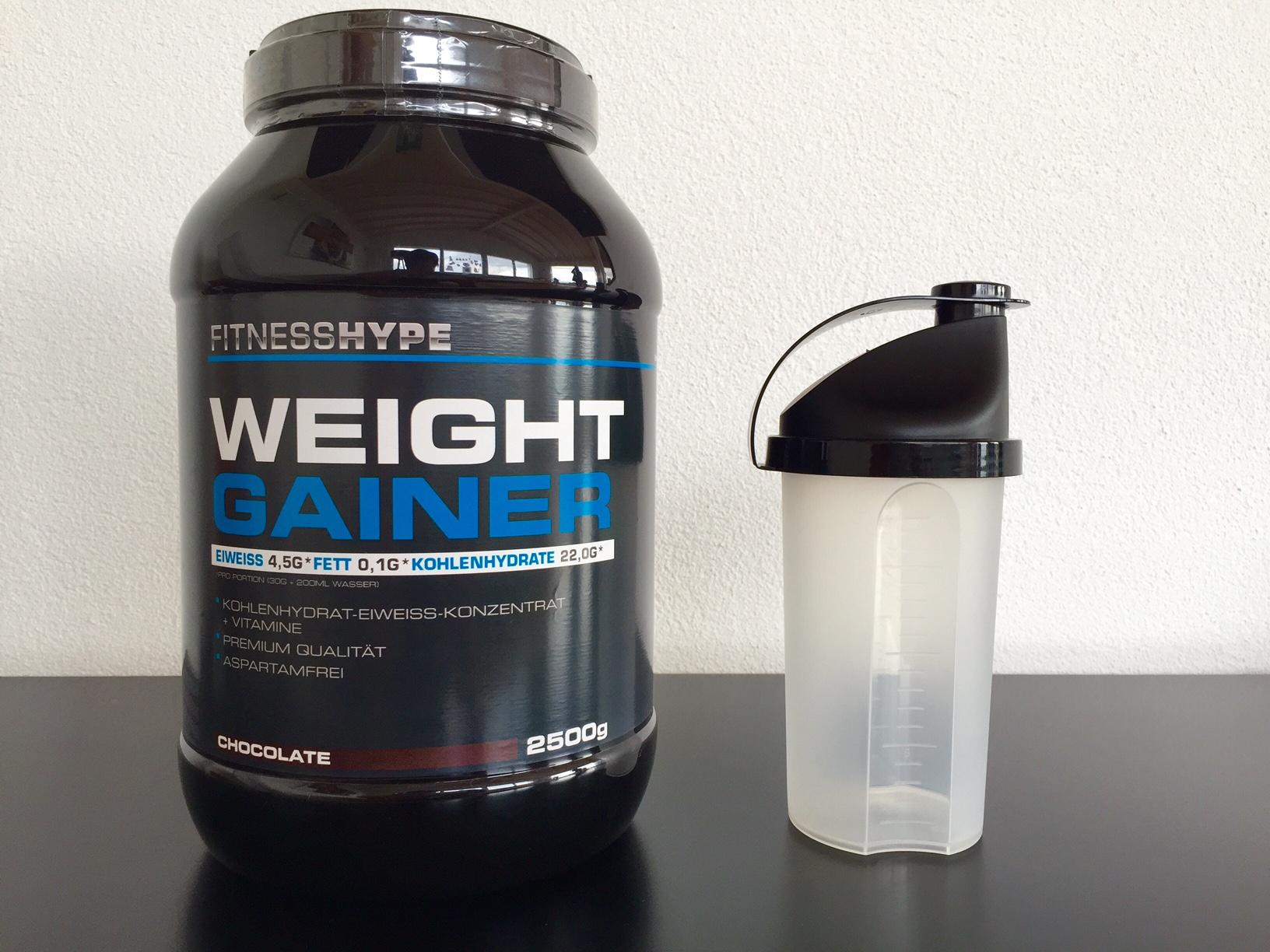 Getränke zum Zunehmen | Jetzt 5 bis 10 Kilo mehr Gewicht! - Fitnesshype