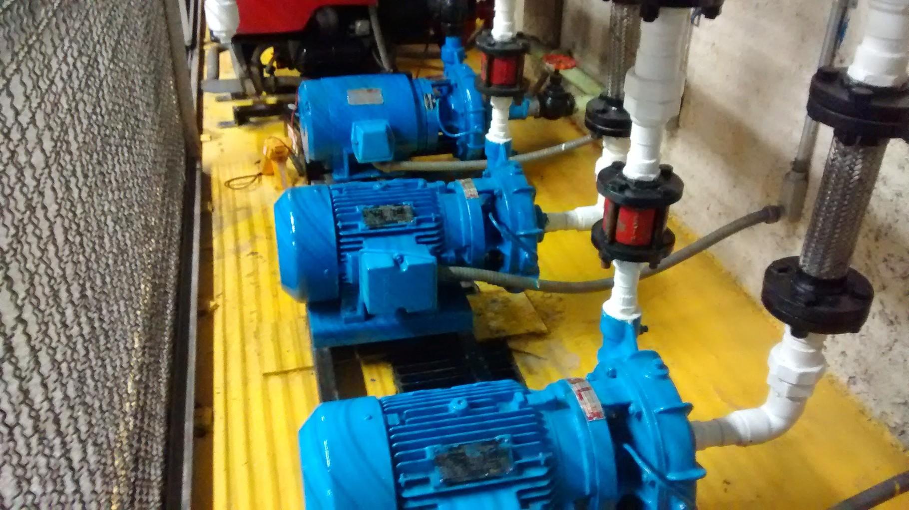 Mantenimiento a sistemas hidroneumaticos