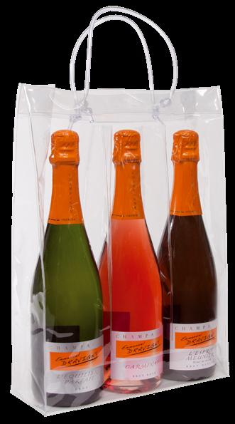 Champagne Emmanuel Dravigny. La Trilogie.