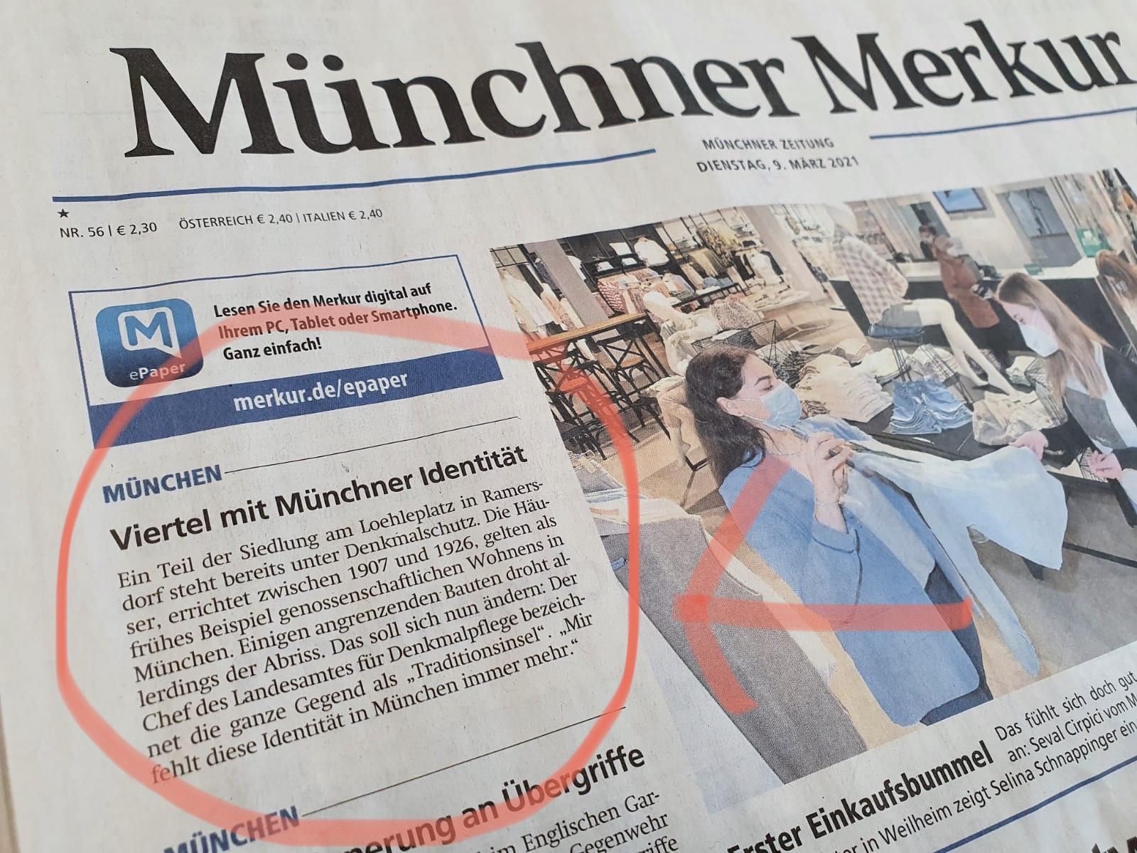 Viertel mit Münchner Identität: Ringen um ein Stück altes München