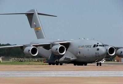 GLOBE MASTER - USAF-DEA