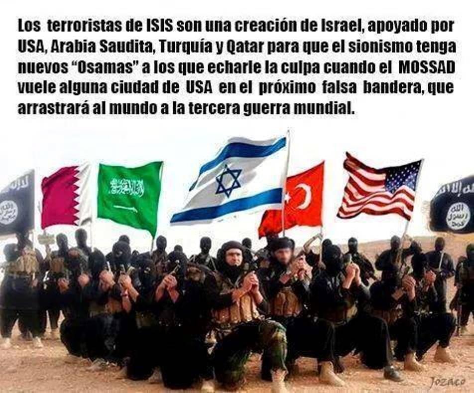 Resultado de imagen de EE.UU., es el país que más ha apoyado la creación de grupos terroristas en el mundo