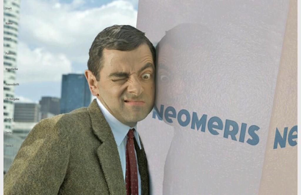"Präsentation ""neomeris"" - Demo ""neomeris im Härtetest"""