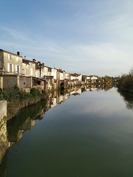 Saint Savinien sur la Charente
