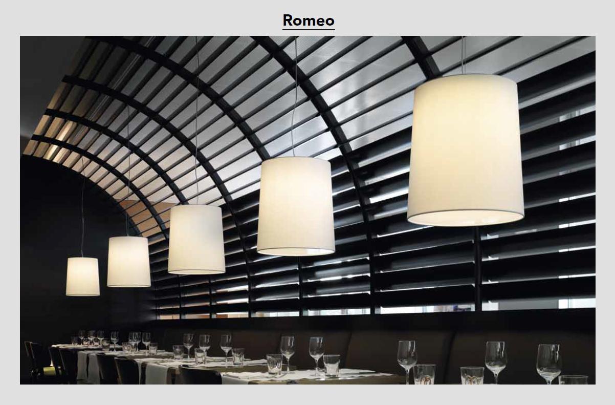 Romeo - Pendelleuchte von Modoluce - bei Raum-Traum-Design