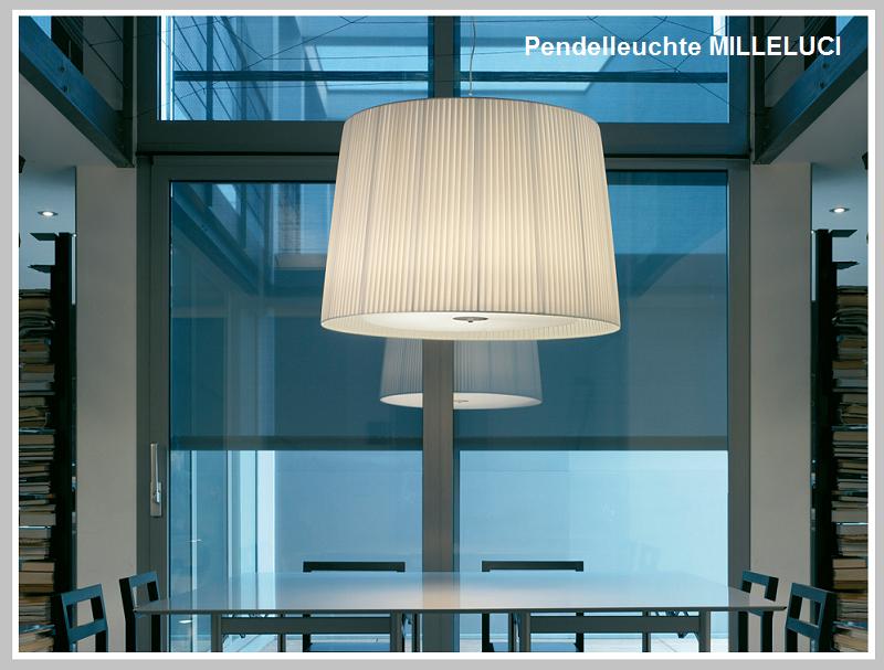 Pendelleuchte MILLELUCI          -                         by Raum-Traum-Design.de