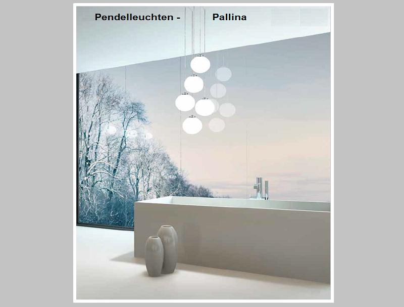 Pendelleuchten Pallina  -                                          by Raum-Traum-Design.de