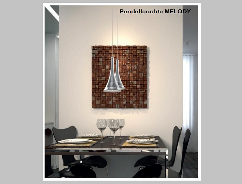 Pendleuchten MELODY   -                                      by Raum-Traum-Design.de